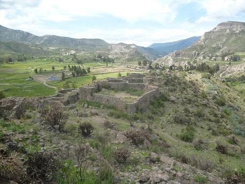 Complejo Arqueológico de Caniche