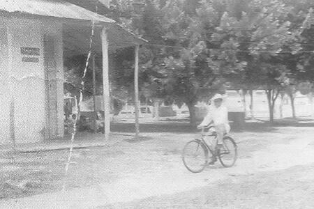Recordando a Pedro Infante en Felipe Carriillo Puerto, en donde le hizo al chiclero, llevó serenata y hasta montaba bicicleta