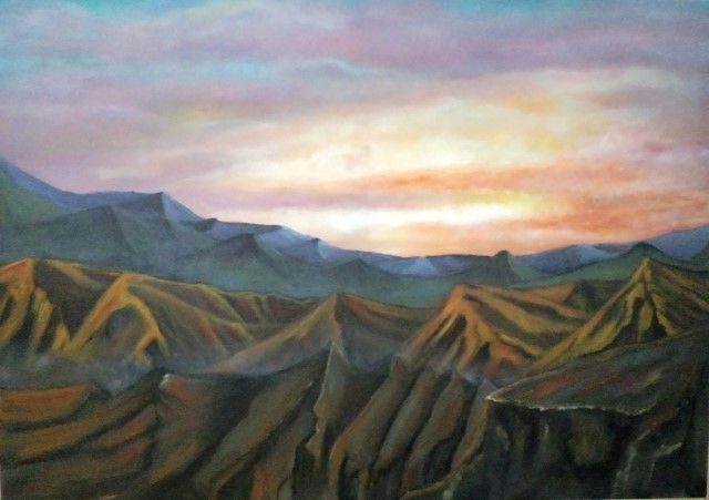 Греческий художник. Chachola Stergiani (ΣΤΕΡΓΙΑΝΗ ΧΑΧΟΛΑ)