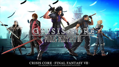 game Final Fantasy VII Crisis Core ppsspp android