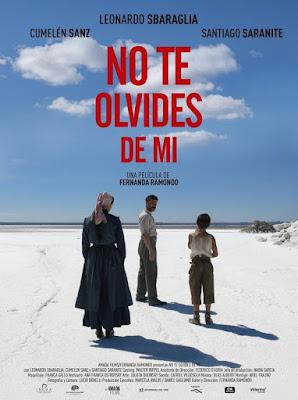 No Te Olvides De Mi 2016 Custom HDRip NTSC Latino 5.1