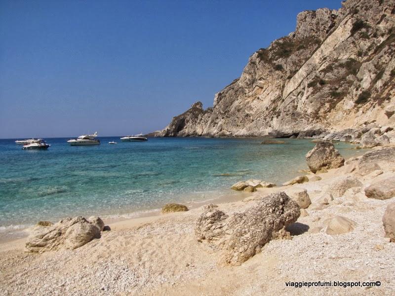 Othonì, Aspri Ammos, Isole Diapontie