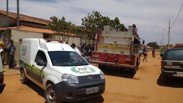 Segurança de creche em Janaúba ateia fogo em crianças; quatro morrem, diz Corpo de Bombeiros