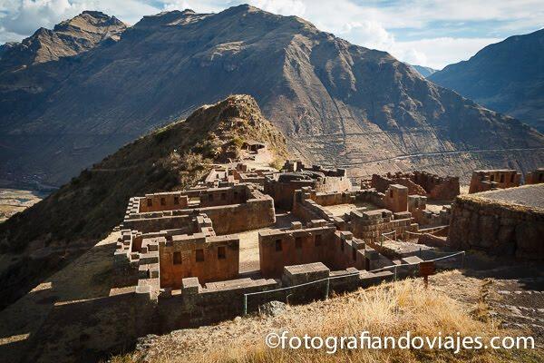 Pisac cerca de Cusco