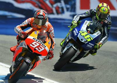 Mamola: Marquez yang Sekarang Adalah Rossi yang Dulu