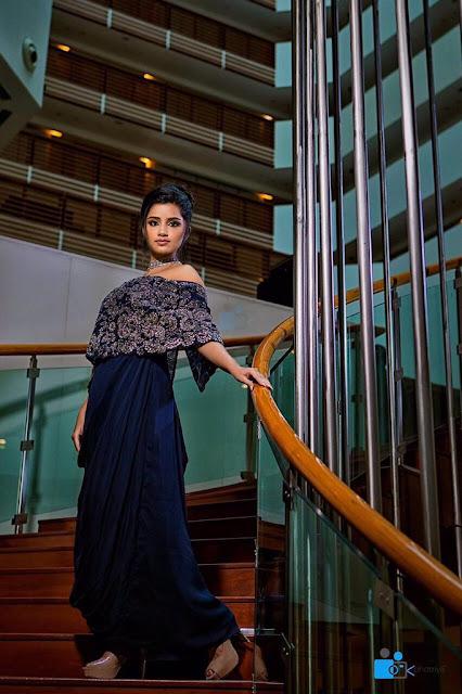Anupama Parameswaran Latest Photoshoot 2017