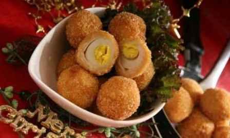 Resep Cara Membuat Sup Bola Ayam Telur Puyuh Enak