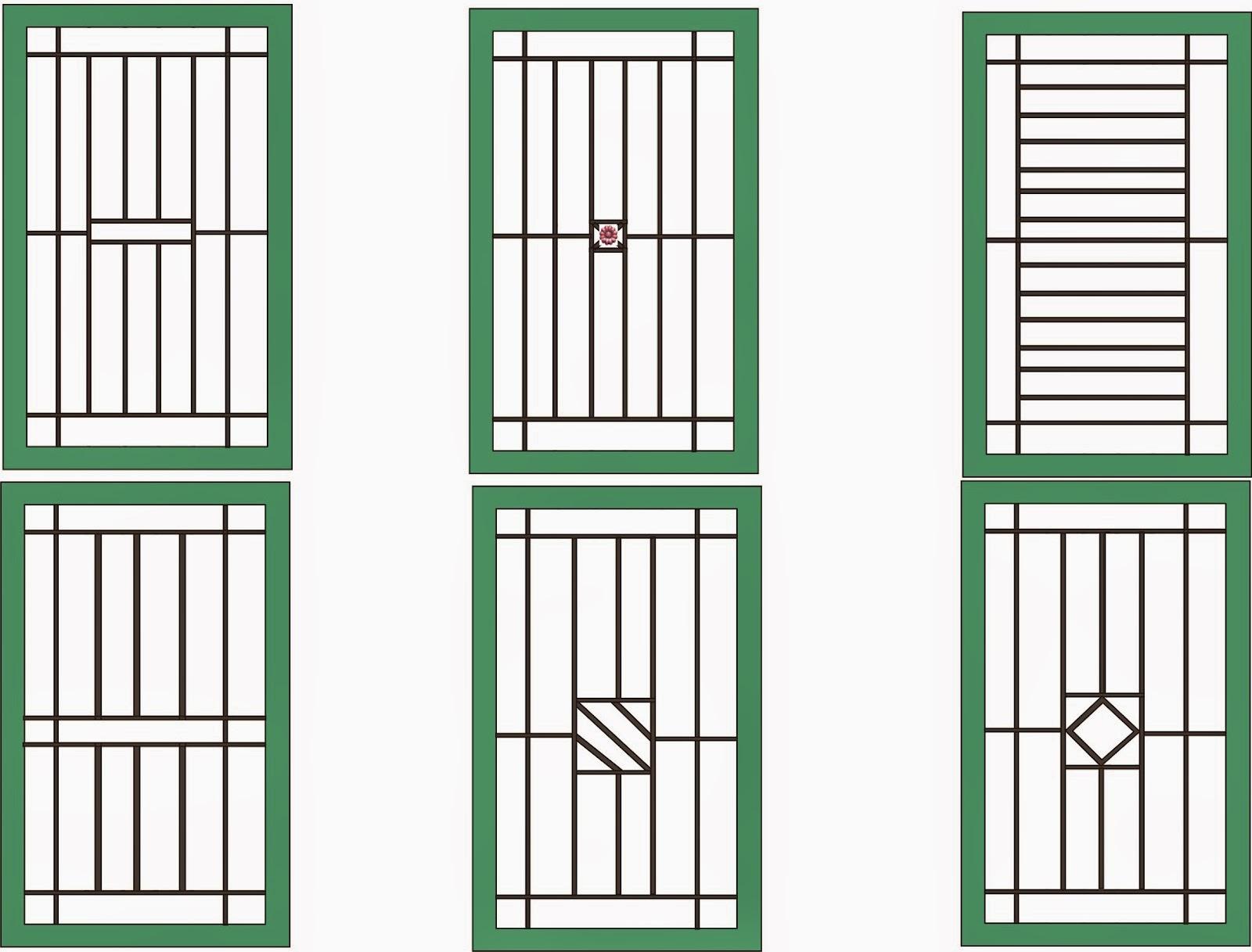 Tips Merancang Desain Teralis Besi Untuk Jendela Informasi Utama