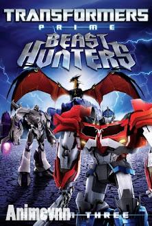 Robot Biến Hình Phần 3 -Transformers Prime Season 3 -  2014 Poster
