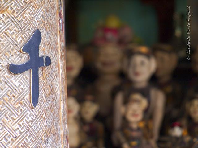 Marionetas en Hoi An, por El Guisante Verde Project