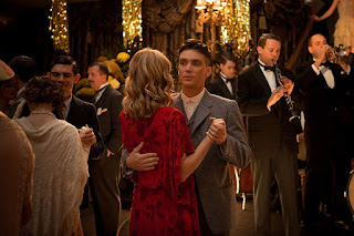Tommy Shelby dancing with Grace in Peaky Blinders