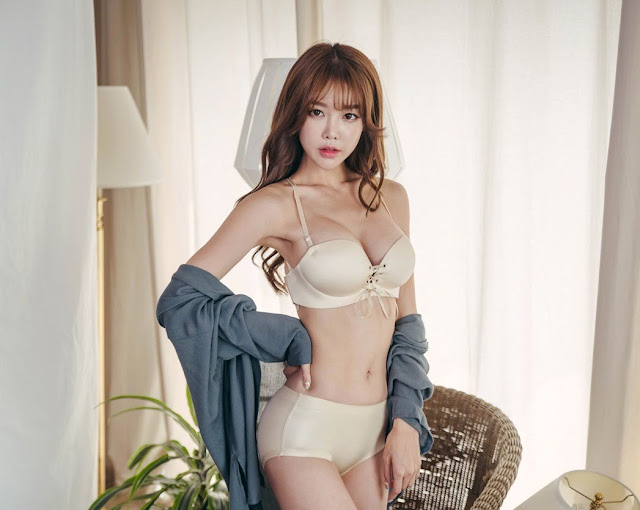 Hot girls Beauty Girls sexy body Korean Model Yoon Ae Ji 11