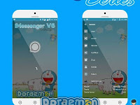 BBM MOD  IMESSEMGER Download V6 10 THEME IN 1 Terbaru