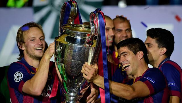 Les 8 équipes à avoir réussi le triplé (C1-Ligue-Coupe) dans l'histoire de la compétition