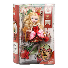 EAH Core Royals & Rebels Apple White Doll