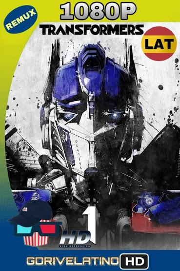 Transformers (2007) BDRemux 1080p Latino-Ingles MKV