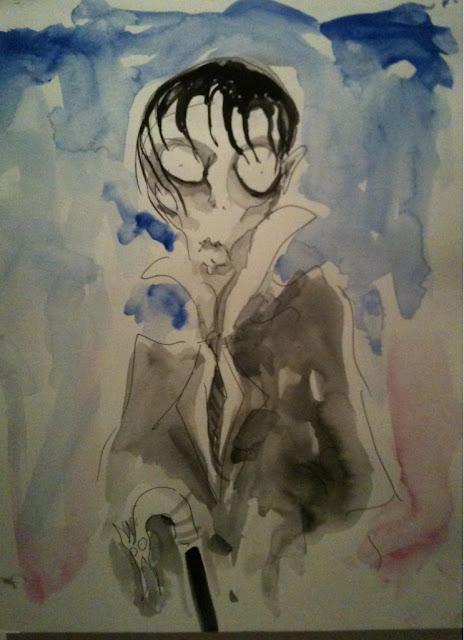The Collinsport Historical Society: Dark Shadows concept ... джонни депп