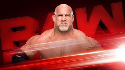Goldberg ott lesz az esti RAW-n