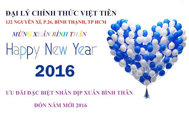 Dai ly Viet Tien Khuyen mai