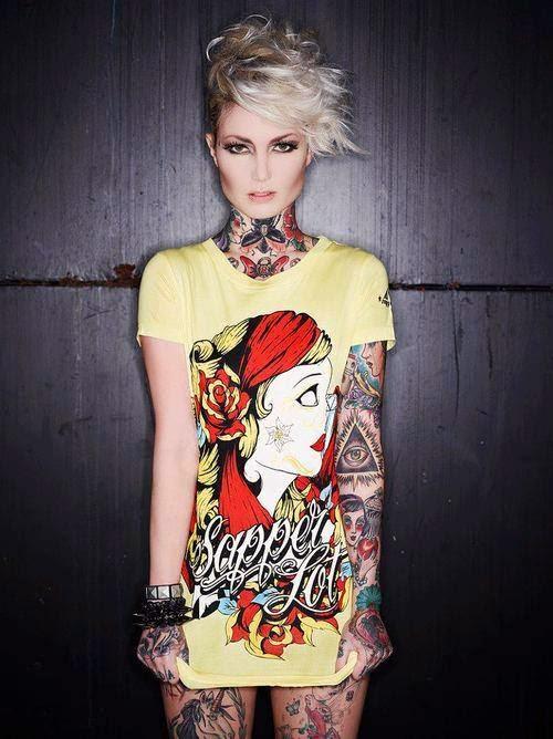 sexy female tattoos