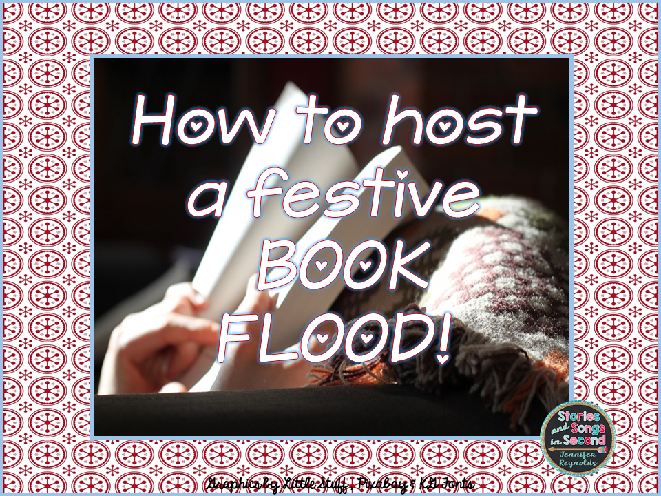 Start your own family or classroom tradition of hosting a Book Flood! This Scandinavian practice involves giving the gift of books and sharing their magic with relatives and students. Read all about it and grab some free resources to use at home or at school!