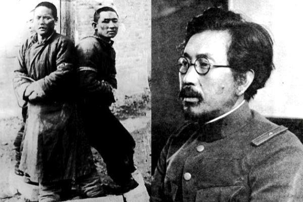 Pengujian senjata Unit 731