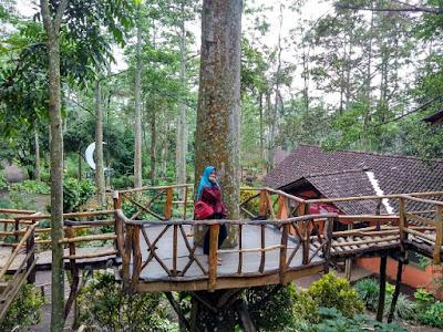 Taman Kelir Sumber Podang Kediri