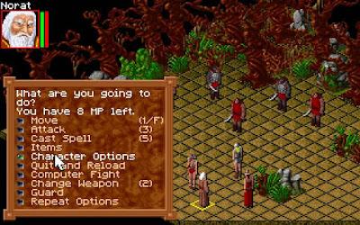 Pantallazo Videojuego Realms of Arkania 2