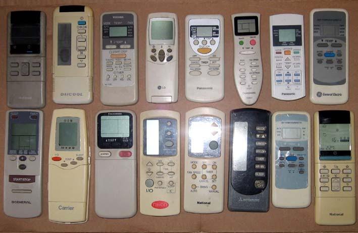 Cara Setting Remote Ac Universal   www duadollar com