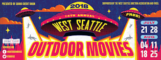 West Seattle Outdoor Movie Events