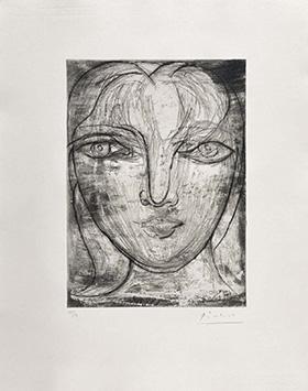 Exposición 'Caja de Remordimientos. Mujeres de Picasso'
