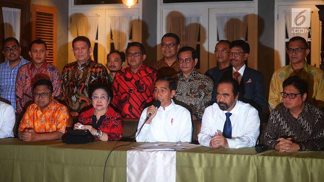 Sekeliling Jokowi, Siapa Yang Bersedia Kembalikan Lahan Seperti Prabowo?