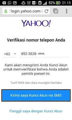 Daftar email yahoo indonesia