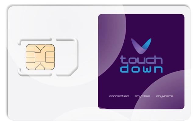 TouchDown New