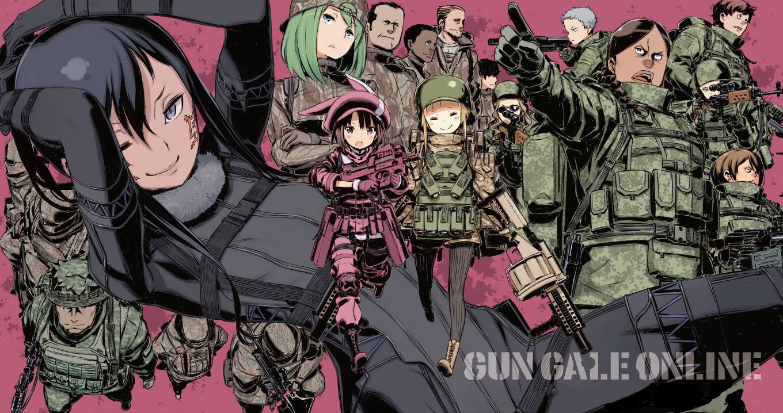 SAO Alternative: Gun Gale Online tiene fecha de estreno.