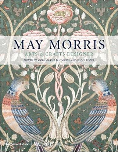 Jan Marsh May Morris Arts Crafts Designer