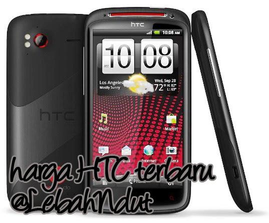 Daftar Harga Smartphone HTC Baru dan Bekas Second Terlengkap