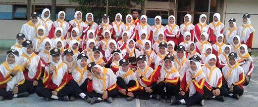 SMP2 Adimulyo dan SMK1 Kebumen Lolos Invitasi PMR Teladan