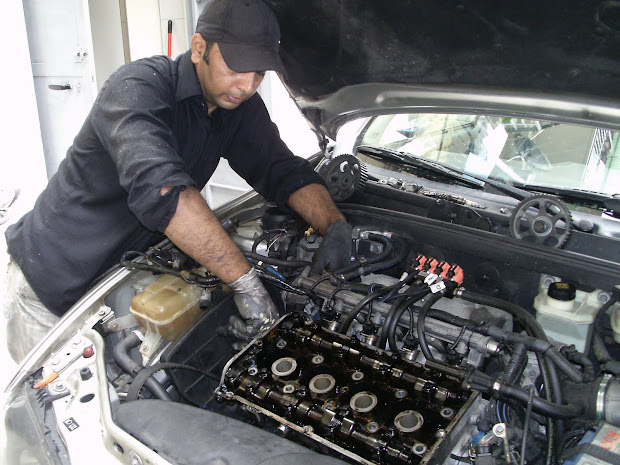 Auto Mechanic Mechanical Engineering