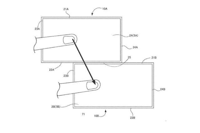 Se registra patente de Nintendo Switch para conectar varias pantallas entre sí