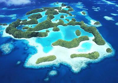 Rock Islands - Palau