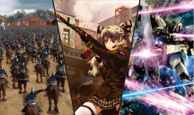 Anime Tentang Perang Terbaik Dan Terkeren Dari Jaman Kerajaan Sampai Masa Depan