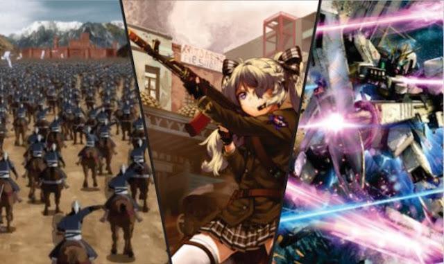 Anime Tentang Perang Terbaik dan Terkeren (Dari Jaman Kerajaan sampai Masa Depan)
