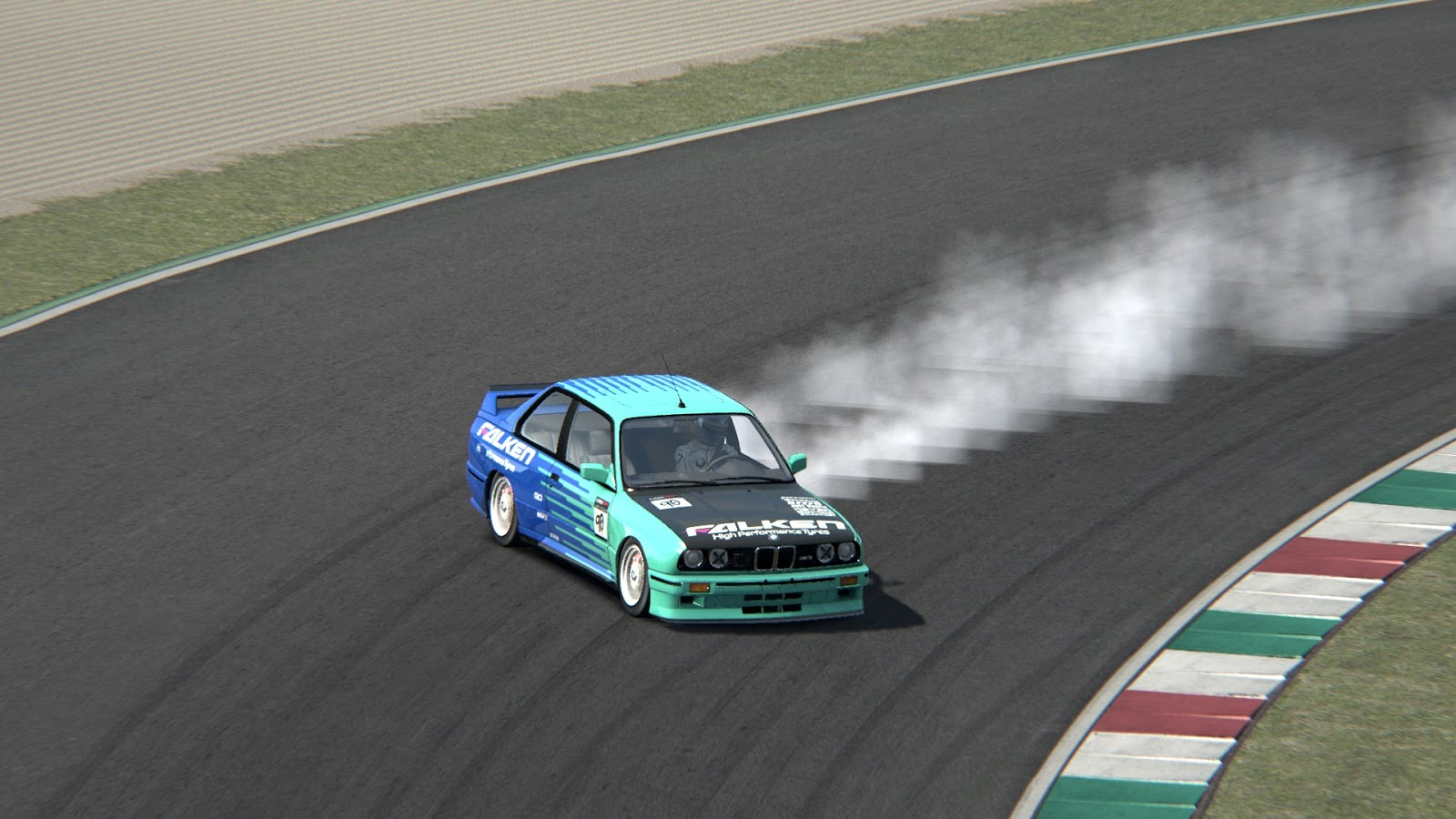 Assetto Corsa Drift Onigiri Mods Assetto Corsa More Drift Smoke