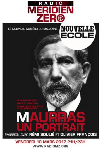 Charles Maurras Nouvelle Ecole 66