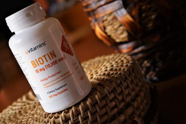 e-vitamins biotin