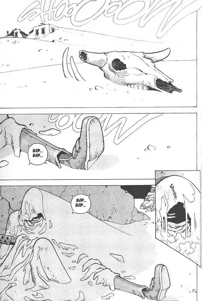 Battle Angel Alita chapter 35.5 trang 8