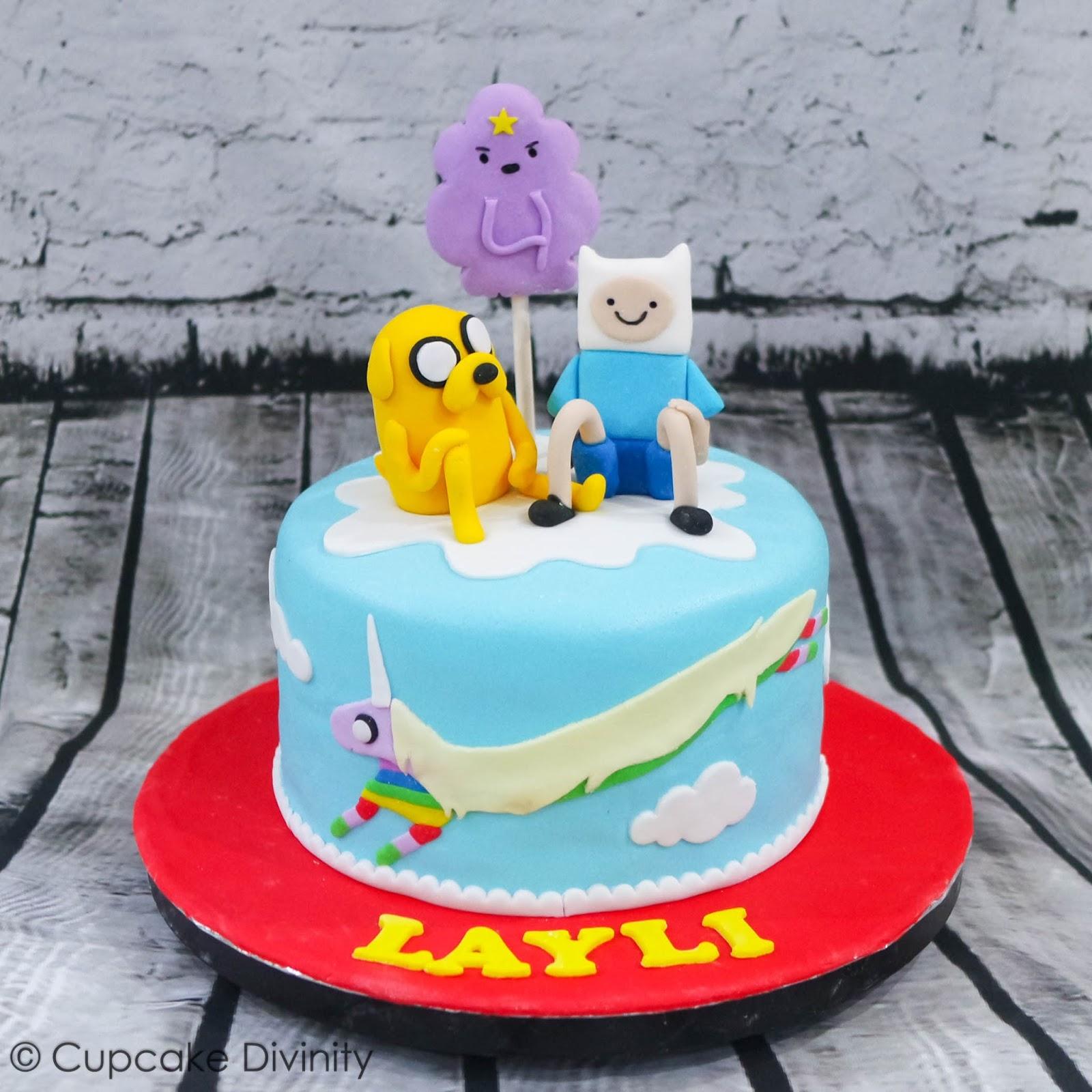 cupcake divinity adventure time cake cupcakes