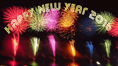 Happy New Year 2016 High Definition Wallpapers Free Download