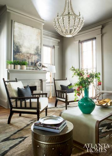 Atlanta Homes And Lifestyles Design Indulgence